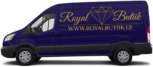 Transit Van Wrap #51706