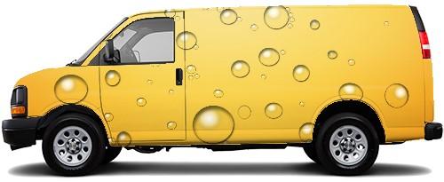 Cargo Van Wrap #51715