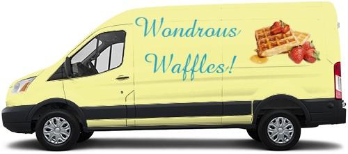 Transit Van Wrap #51799