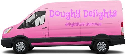 Transit Van Wrap #51850
