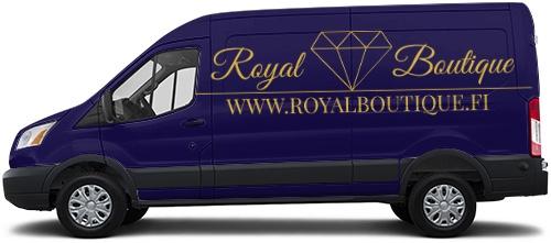 Transit Van Wrap #51861
