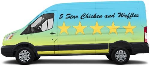 Transit Van Wrap #51862