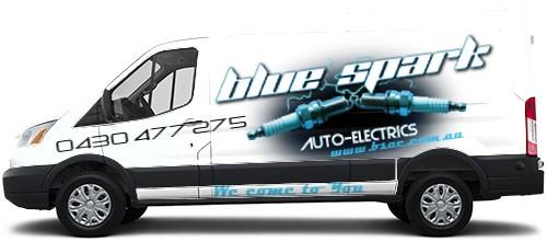 Transit Van Wrap #51889