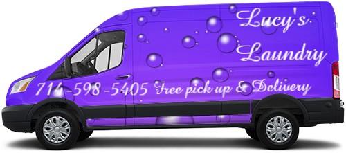 Transit Van Wrap #51925