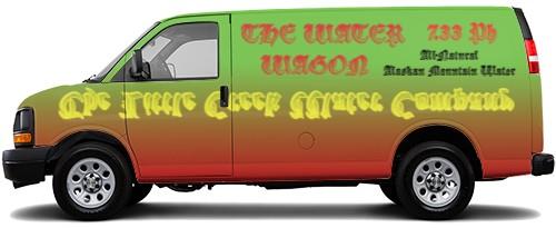 Cargo Van Wrap #51972