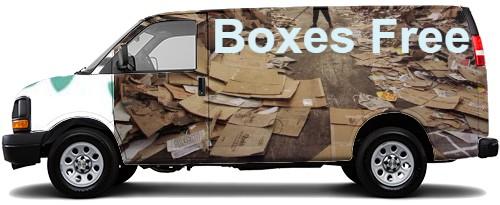 Cargo Van Wrap #52082