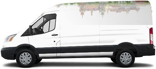 Transit Van Wrap #52342