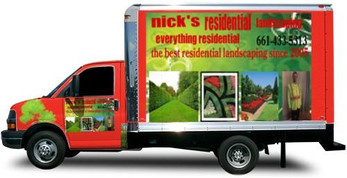 Box Truck Wrap #52369