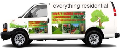 Cargo Van Wrap #52398