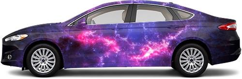Sedan Wrap #52472