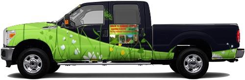 Truck Wrap #52531