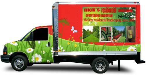 Box Truck Wrap #52535