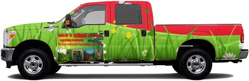 Truck Wrap #52564