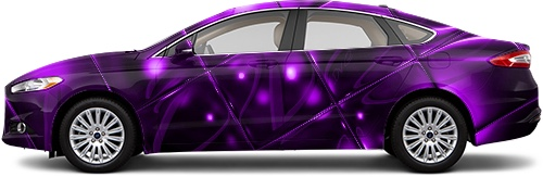 Sedan Wrap #52605