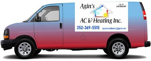 Cargo Van Wrap #52609