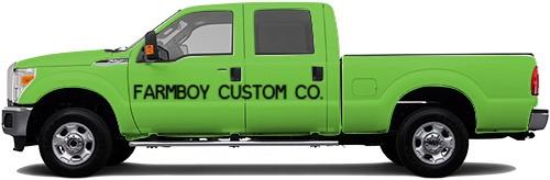 Truck Wrap #52704