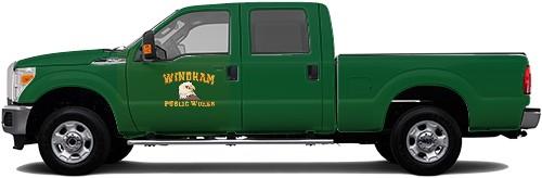 Truck Wrap #52732