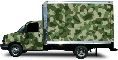 Box Truck Wrap #52749