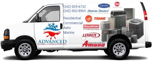 Cargo Van Wrap #52785