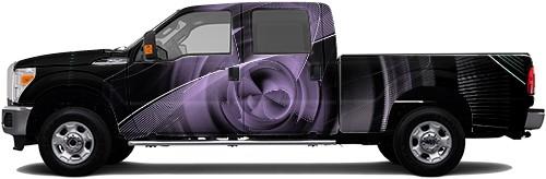 Truck Wrap #52843