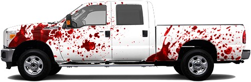 Truck Wrap #52874