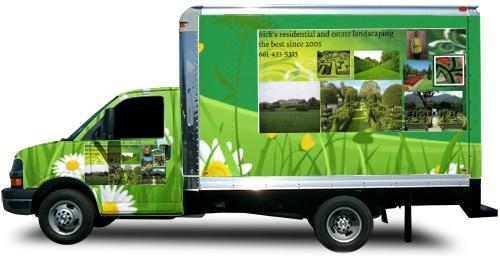 Box Truck Wrap #52898