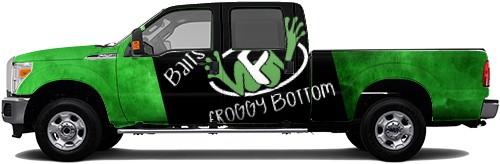 Truck Wrap #52950