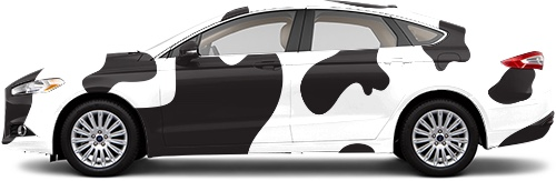 Newest Vehicle Wrap Design
