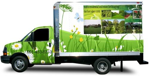 Box Truck Wrap #52973