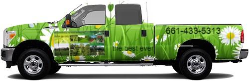 Truck Wrap #52975