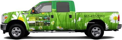 Truck Wrap #52984