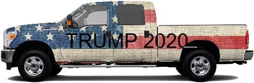 Truck Wrap #53057