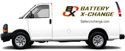 Cargo Van Wrap #53065