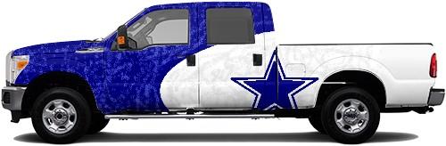 Truck Wrap #53067