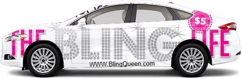 Sedan Wrap #53077