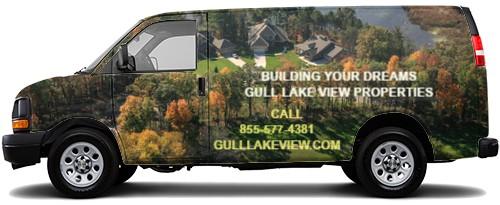 Cargo Van Wrap #53085