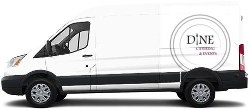 Transit Van Wrap #53094
