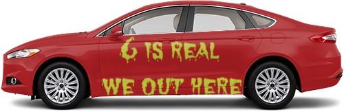 Sedan Wrap #53117
