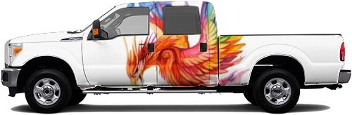 Truck Wrap #53122