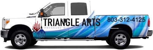 Truck Wrap #53155