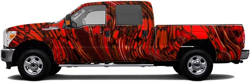 Truck Wrap #53156