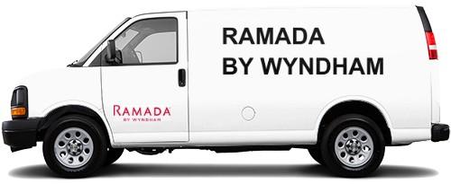 Cargo Van Wrap #53165