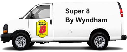 Cargo Van Wrap #53173
