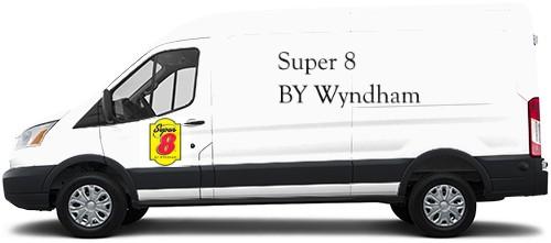 Transit Van Wrap #53174