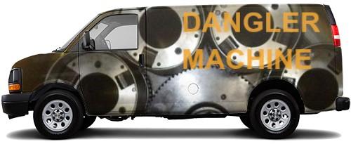 Cargo Van Wrap #53206