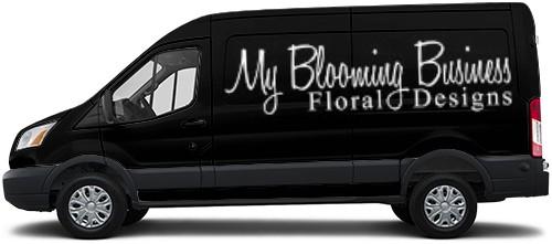 Transit Van Wrap #53223