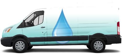 Transit Van Wrap #53225