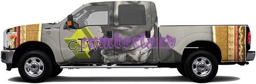 Truck Wrap #53246