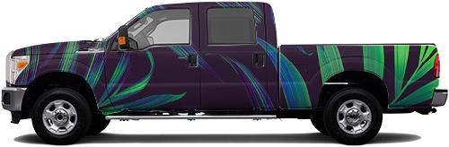 Truck Wrap #53251