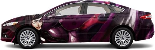 Sedan Wrap #53270